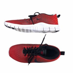 Nike Free Express GS Crimson and Black Youth 6.5